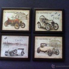 Coches y Motocicletas: COCHES ANTIGUOS. Lote 43334243