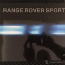 Coches y Motocicletas: RANGE ROVER SPORT CATALOGO 2011. Lote 43527232
