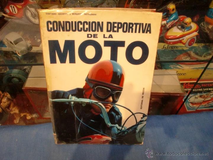 MOTOS CONDUCCION DEPORTIVA AÑO 1972 (Coches y Motocicletas Antiguas y Clásicas - Catálogos, Publicidad y Libros de mecánica)