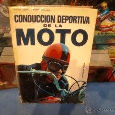 Coches y Motocicletas: MOTOS CONDUCCION DEPORTIVA AÑO 1972. Lote 43611964
