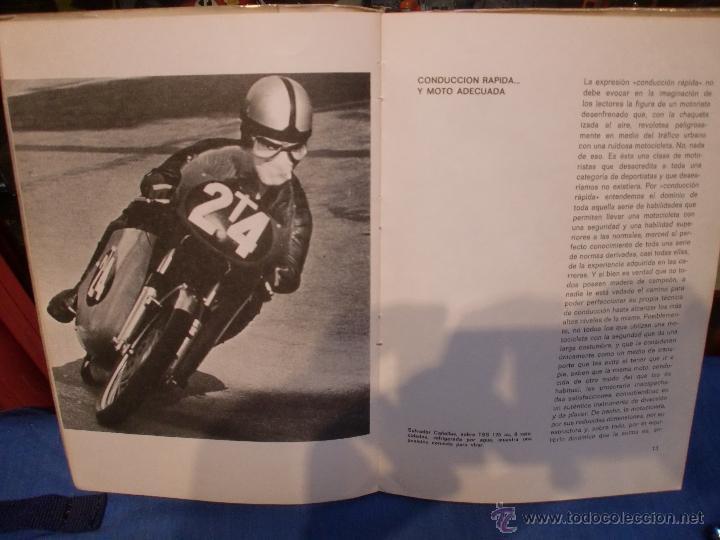 Coches y Motocicletas: MOTOS CONDUCCION DEPORTIVA AÑO 1972 - Foto 3 - 43611964