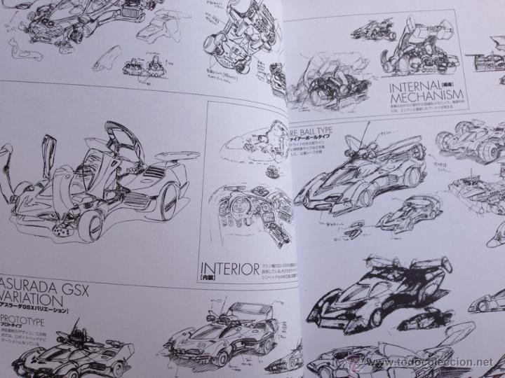 Coches y Motocicletas: CYBER FORMULA DESIGN WORKS - SHOJI KAWAMORI - 2000 - TEXTO EN JAPONÉS - Foto 2 - 43859481