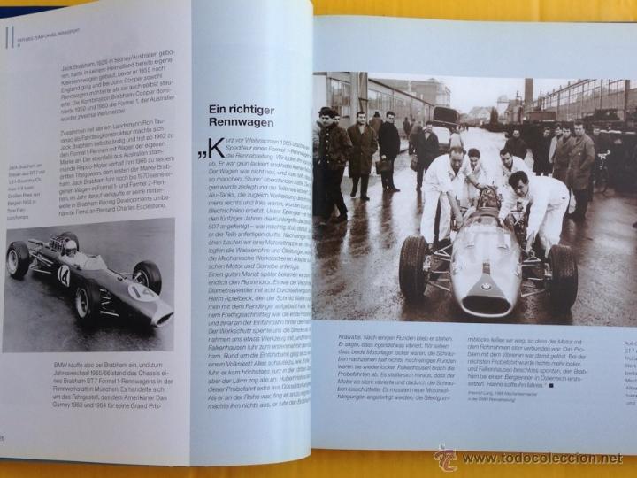 Coches y Motocicletas: BMW PROFILE - FORMEL-RENNSPORT 1966-2000 - TEXTO EN ALEMÁN - Foto 2 - 43866395