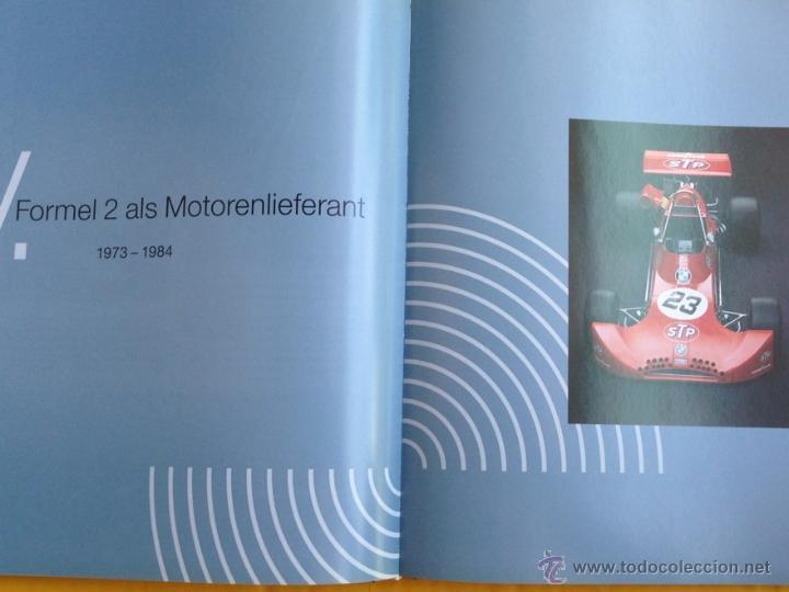 Coches y Motocicletas: BMW PROFILE - FORMEL-RENNSPORT 1966-2000 - TEXTO EN ALEMÁN - Foto 3 - 43866395