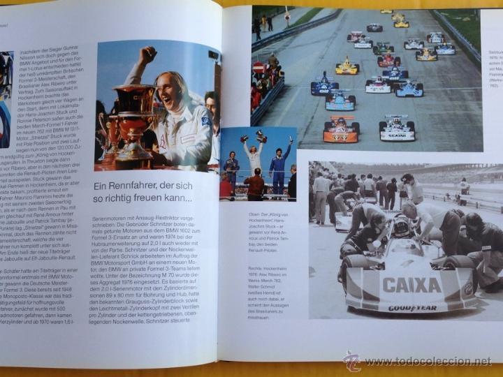 Coches y Motocicletas: BMW PROFILE - FORMEL-RENNSPORT 1966-2000 - TEXTO EN ALEMÁN - Foto 4 - 43866395