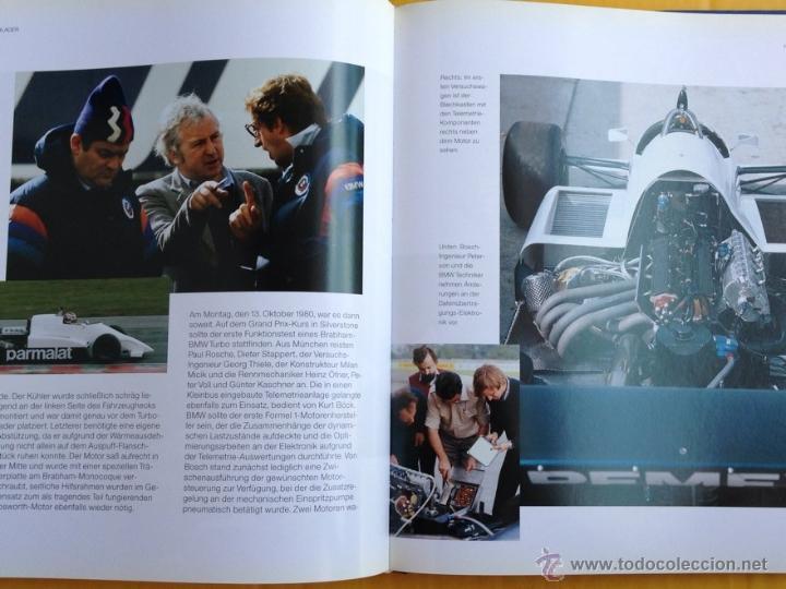 Coches y Motocicletas: BMW PROFILE - FORMEL-RENNSPORT 1966-2000 - TEXTO EN ALEMÁN - Foto 5 - 43866395