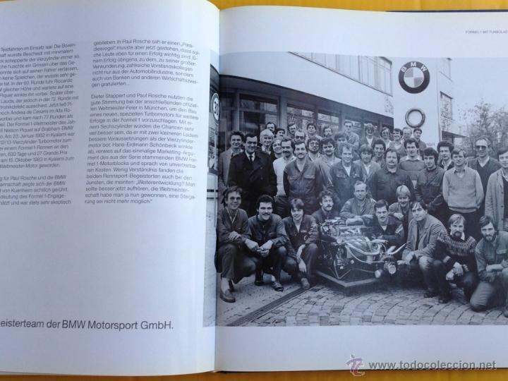 Coches y Motocicletas: BMW PROFILE - FORMEL-RENNSPORT 1966-2000 - TEXTO EN ALEMÁN - Foto 6 - 43866395