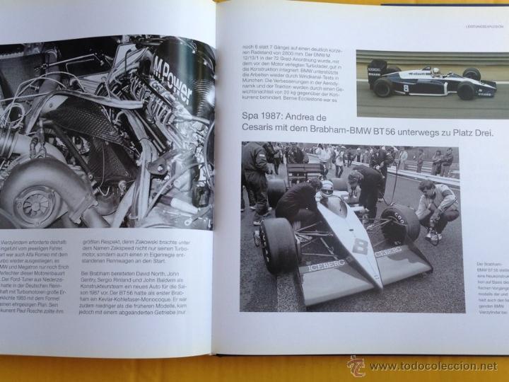 Coches y Motocicletas: BMW PROFILE - FORMEL-RENNSPORT 1966-2000 - TEXTO EN ALEMÁN - Foto 7 - 43866395