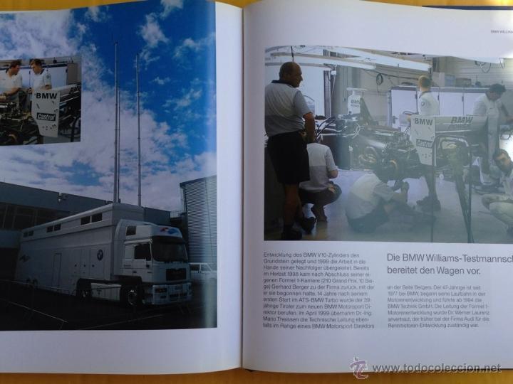 Coches y Motocicletas: BMW PROFILE - FORMEL-RENNSPORT 1966-2000 - TEXTO EN ALEMÁN - Foto 8 - 43866395