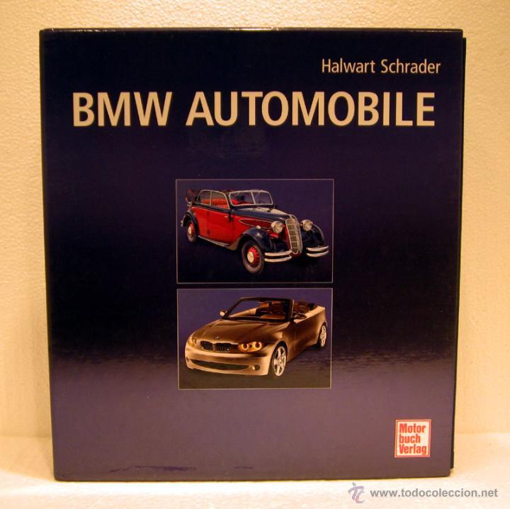 Coches y Motocicletas: LIBRO BMW AUTOMOBILE - Foto 2 - 53728210