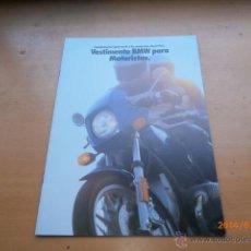 Coches y Motocicletas: VESTIMENTA BMW PARA MOTORISTAS. Lote 44472909