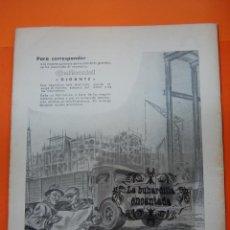 Coches y Motocicletas: PUBLICIDAD REVISTA 7/9/1946 - NEUMATICOS CONTINENTAL. Lote 44855280