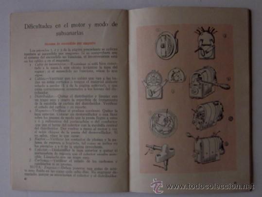 Coches y Motocicletas: LUBRIFICACION PERFECTA 1924 - Foto 5 - 45052477