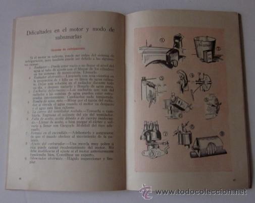 Coches y Motocicletas: LUBRIFICACION PERFECTA 1924 - Foto 6 - 45052477