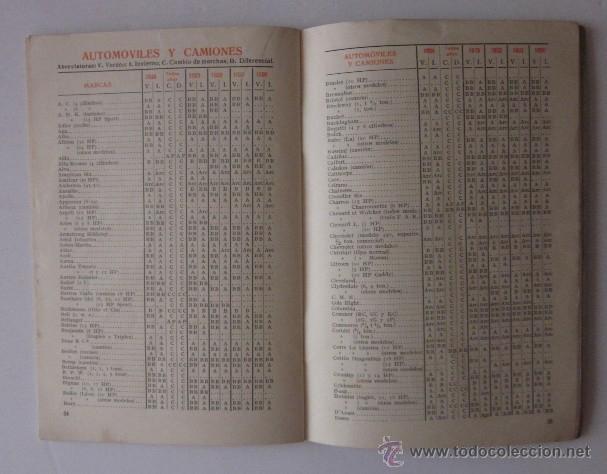 Coches y Motocicletas: LUBRIFICACION PERFECTA 1924 - Foto 7 - 45052477