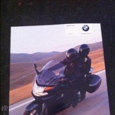 Coches y Motocicletas: CATÁLOGO MOTO BMW K 1200 GT AÑO 2007. Lote 45241428