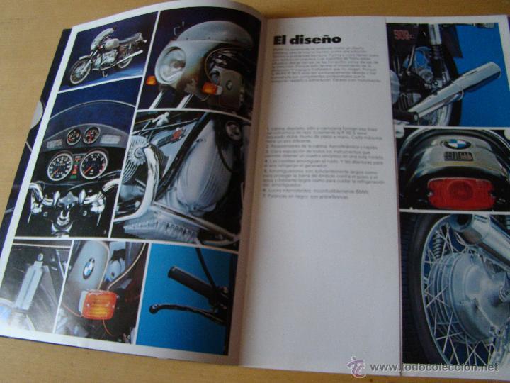 Coches y Motocicletas: brochure catalogo folleto motocicletas BMW R90 S - Foto 3 - 150953441