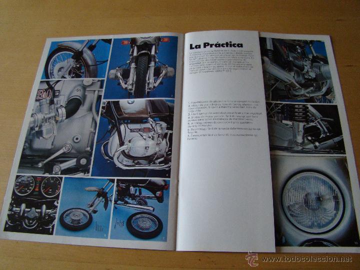 Coches y Motocicletas: brochure catalogo folleto motocicletas BMW R90 S - Foto 4 - 150953441
