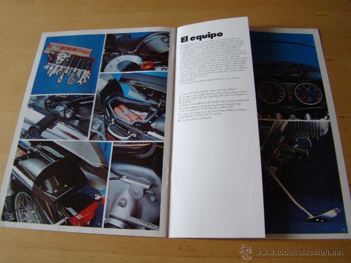 Coches y Motocicletas: brochure catalogo folleto motocicletas BMW R90 S - Foto 6 - 150953441