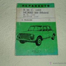 Coches y Motocicletas: MANUAL MORRIS 1100. Lote 45347071