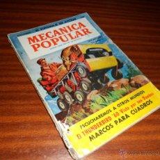Coches y Motocicletas: REVISTA MECÁNICA POPULAR. NOVIEMBRE 1960. Lote 45995250
