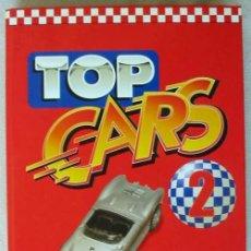 Coches y Motocicletas: TOP CARS 2 - 90 FICHAS DOBLES - VER DESCRIPCIÓN. Lote 46371065