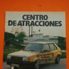 Coches y Motocicletas: PUBLICIDAD 1982 - COLECCION COCHES - TALBOT - HORIZON. Lote 46601297