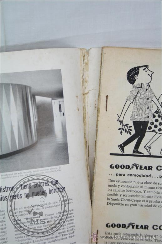 Coches y Motocicletas: Revista Mecánica Popular - Diciembre 1958 - Cosechas Atómicas, Especial Casas, Buick, Cadillac... - Foto 5 - 46687076