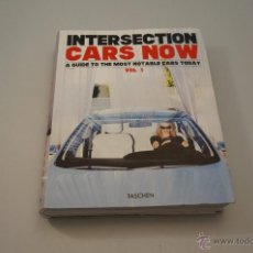 Coches y Motocicletas: CARS NOW, INTERSECTION VOL 1, TASCHEN. Lote 46879805