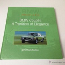 Coches y Motocicletas: BMW, COUPES A TRADITION OF ELEGANCE 1998. Lote 46881648