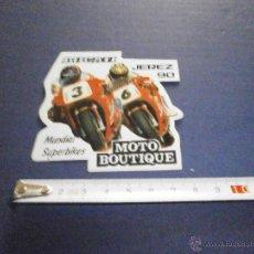 Coches y Motocicletas: PEGATINA DUCATI JEREZ 90. Lote 46924828