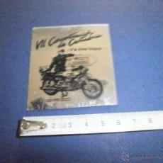 Coches y Motocicletas: PEGATINA 7 CONCENTRACION DE CANTABRIA CLUB PISTON. Lote 46925418