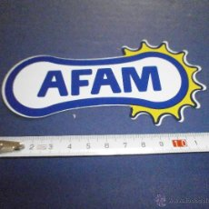 Coches y Motocicletas: PEGATINA AFAM. Lote 46926066