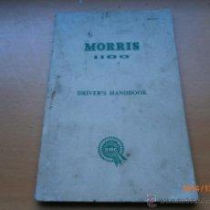 Coches y Motocicletas: MANUAL MORRIS 1100. Lote 47006263
