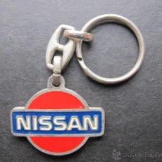 Coches y Motocicletas: LLAVERO NISSAN SATRA CONCESIONARIOS COCHES. Lote 47238330