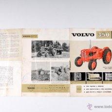 Coches y Motocicletas: CATALOGO TRACTOR VOLVO 350. Lote 47345238
