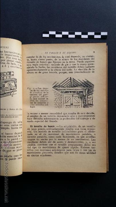 Coches y Motocicletas: Reparación de automóviles, manual práctico. 2ª edición 1939. Editor Luís Gili. - Foto 5 - 47763398