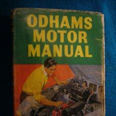 Coches y Motocicletas: - ODHAM'S MOTOR MANUAL - (LONDON, 1964). Lote 47773958