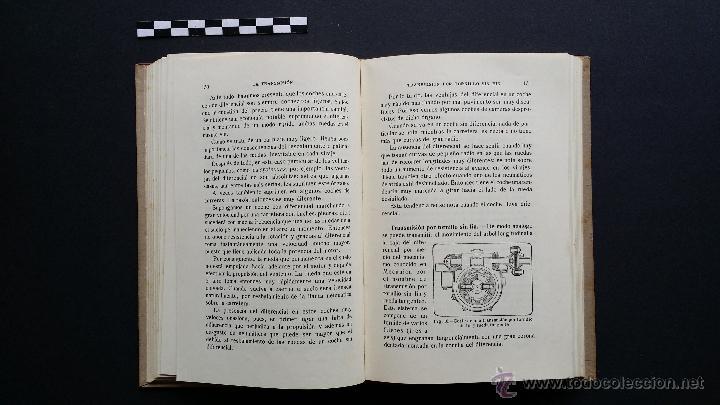 Coches y Motocicletas: El automóvil, editor Gustavo Gili de 1932. - Foto 5 - 47957298