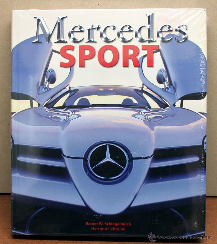 LIBRO MERCEDES SPORT (Coches y Motocicletas Antiguas y Clásicas - Catálogos, Publicidad y Libros de mecánica)