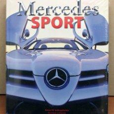 Coches y Motocicletas: LIBRO MERCEDES SPORT. Lote 48281345