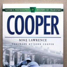 Coches y Motocicletas: LIBRO COOPER. Lote 48282127