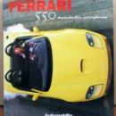 Coches y Motocicletas: LIBRO FERRARI 550 BARCHETTA PININFARINA. Lote 73763551