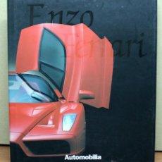Coches y Motocicletas: LIBRO ENZO FERRARI . Lote 48282322