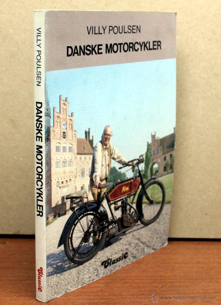 Coches y Motocicletas: LIBRO DANSKE MOTORCYKLER - Foto 3 - 48305821