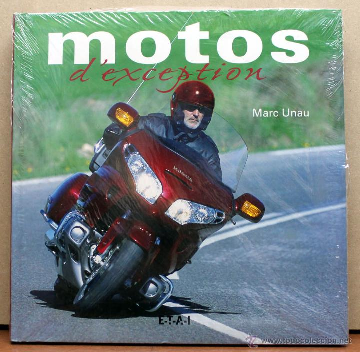 Coches y Motocicletas: LIBRO MOTOS D´EXCEPTION - Foto 1 - 48333414