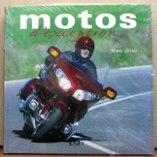 Coches y Motocicletas: LIBRO MOTOS D´EXCEPTION. Lote 48333414