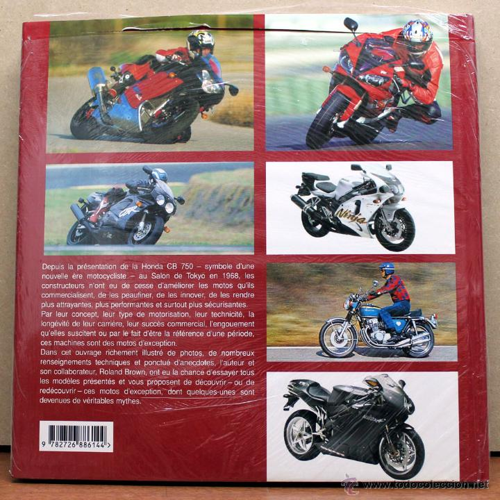 Coches y Motocicletas: LIBRO MOTOS D´EXCEPTION - Foto 2 - 48333414