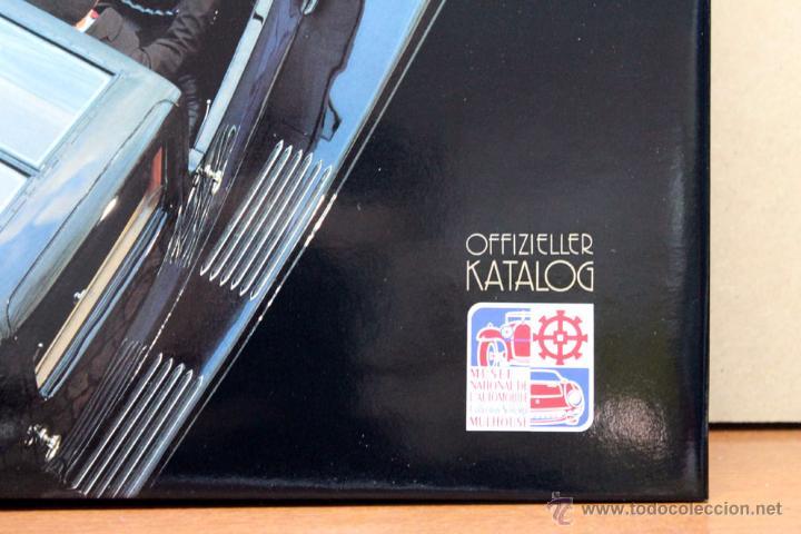 Coches y Motocicletas: LIBRO AUTOMOBIL MUSEUM SAMLUNG SCHLUMPF - MULHOUSE - Foto 3 - 48336075