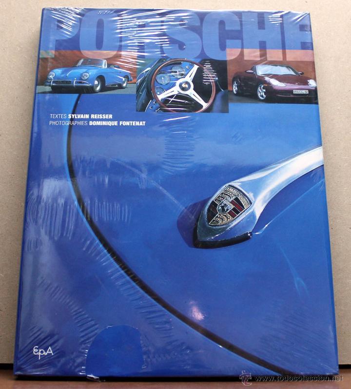 LIBRO PORSCHE (Coches y Motocicletas Antiguas y Clásicas - Catálogos, Publicidad y Libros de mecánica)